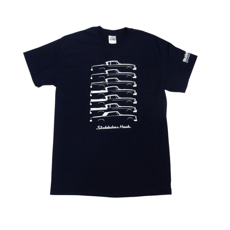Navy hawk t shirt for Hawks t shirt jersey