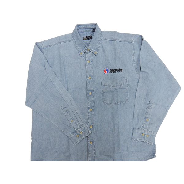 Long Sleeve Denim SDC Shirt