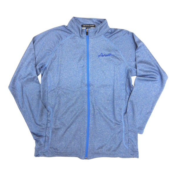 Avanti Jacket - Heather Blue