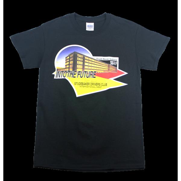 2017 Meet T-shirt Black