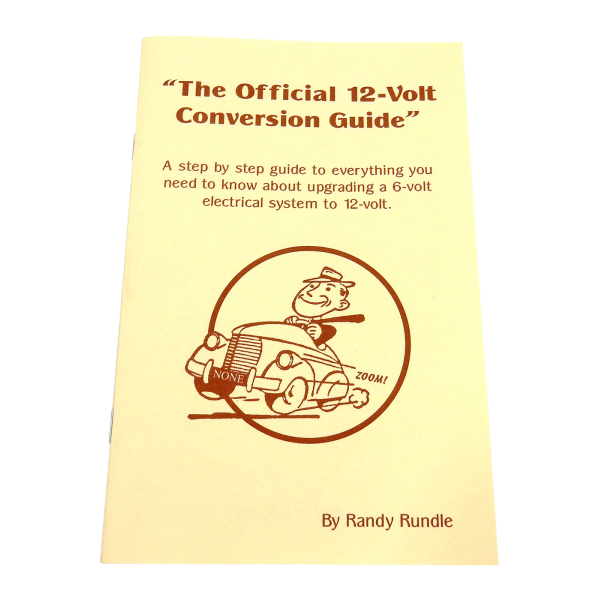 The Official 12-Volt Conversion Guide