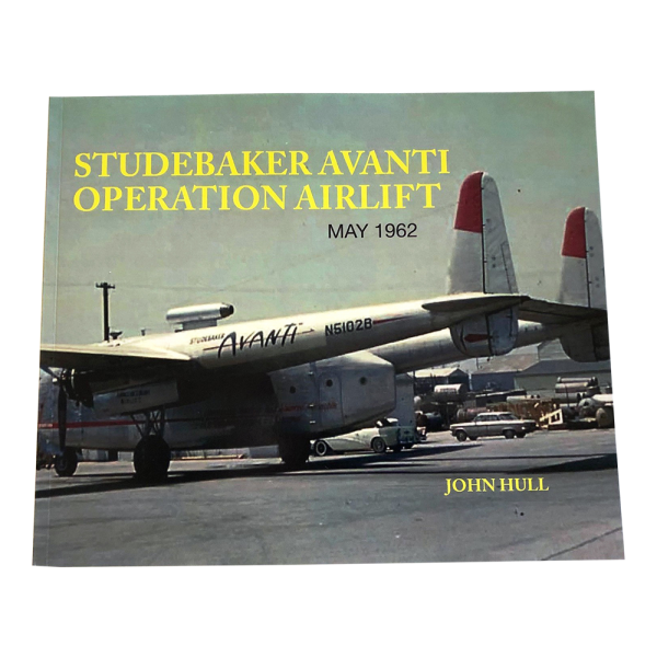 Studebaker Avanti Operation Airlift May 1962
