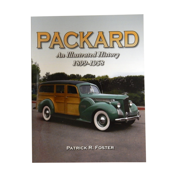Packard: An Illustrated History