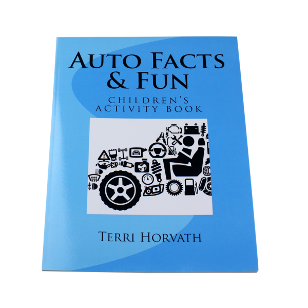 Auto Facts & Fun Book