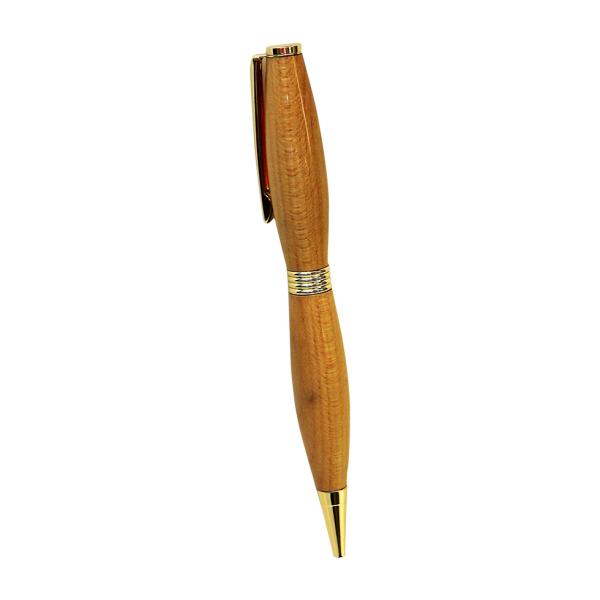 Maple Wood Twist Pen