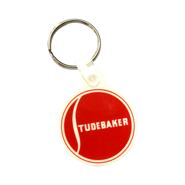 Red Ball Keychain