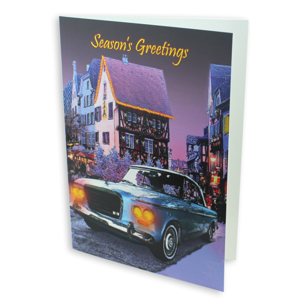 63 Lark Christmas Cards