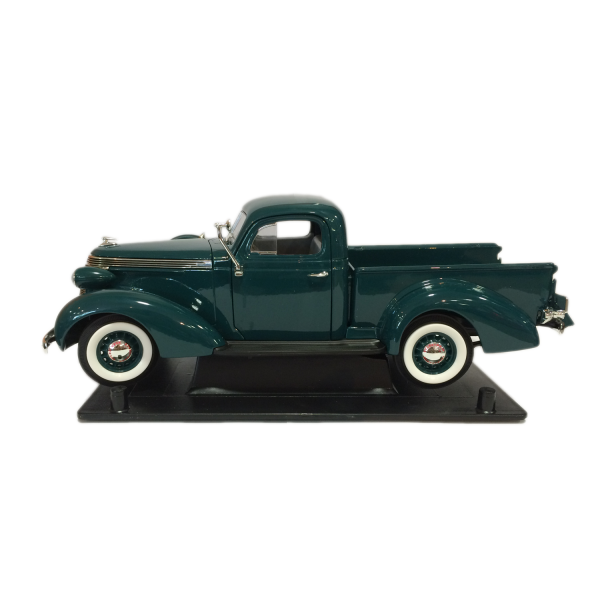 1937 Coupe Express Truck- Green