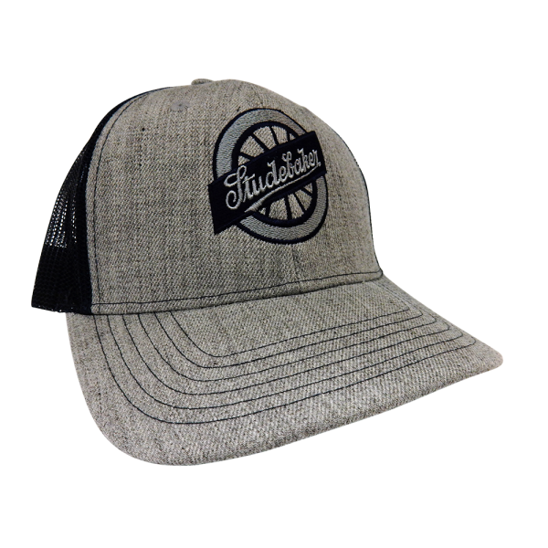 Wheel Logo Navy Hat