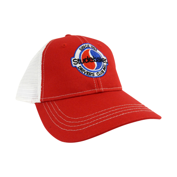 SDC Hat - Red/White