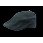 Black Script Driver Hat-   L-XL