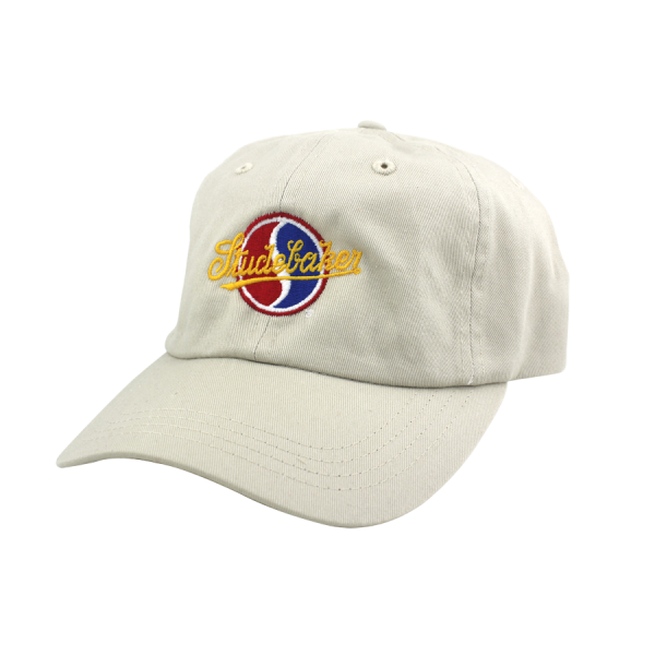 Tan Hat W/ Lazy S