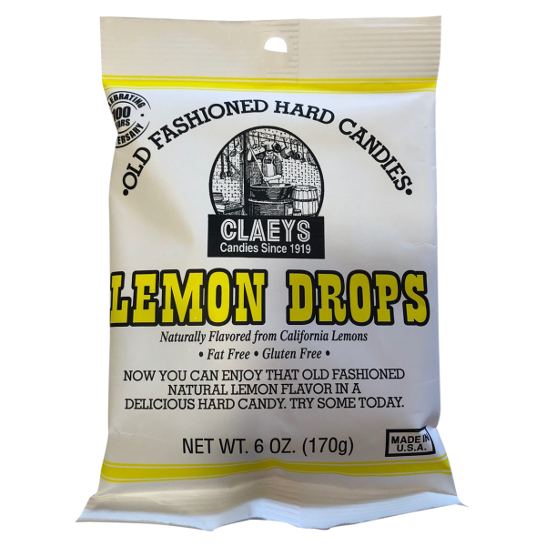 Claeys Candy - Lemon Drops