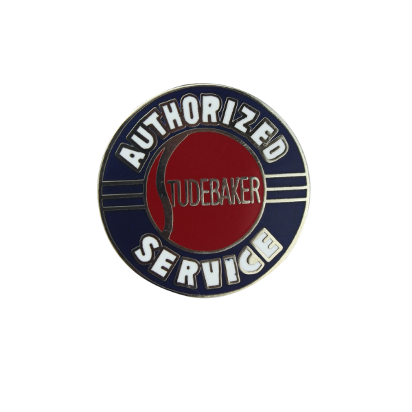 Authorized Service Hat Pin
