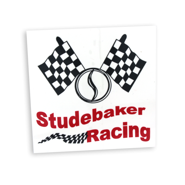 Studebaker Racing Decal