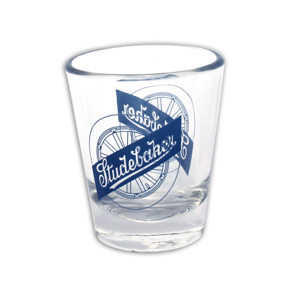 Wheel Logo Shot Glass
