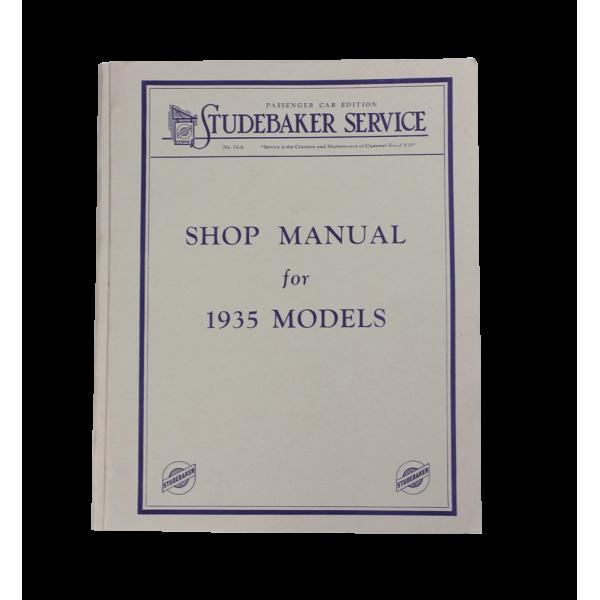 1935 Shop Manual