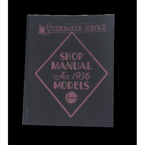 1936 Shop Manual
