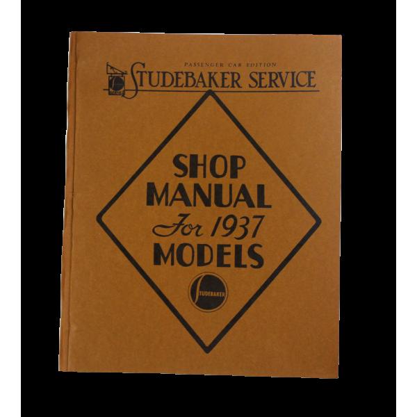 1937 Shop Manual