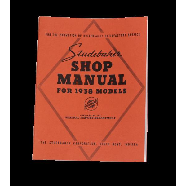 1938 Shop Manual