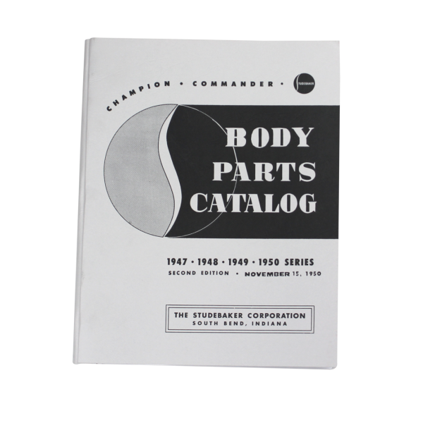 1947-1950 Car Body Manual