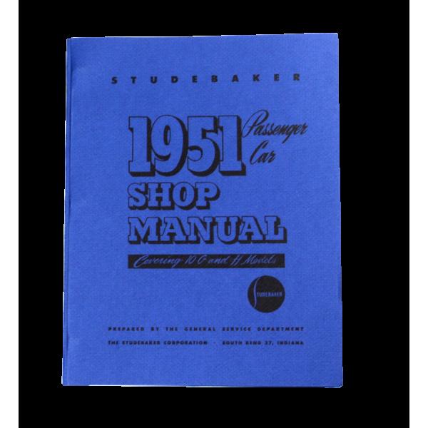 1951-1952 Car Shop Manual
