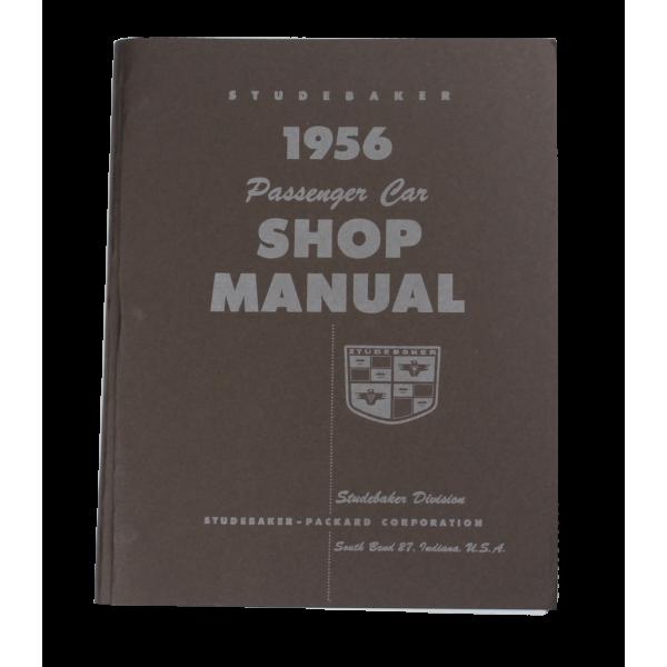 1956-1957 Car Shop Manual