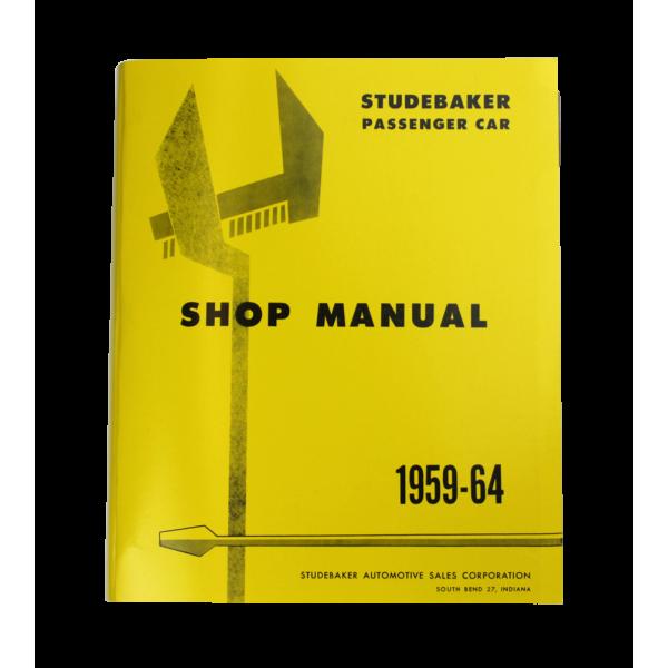 1959-64 Car Shop Manual