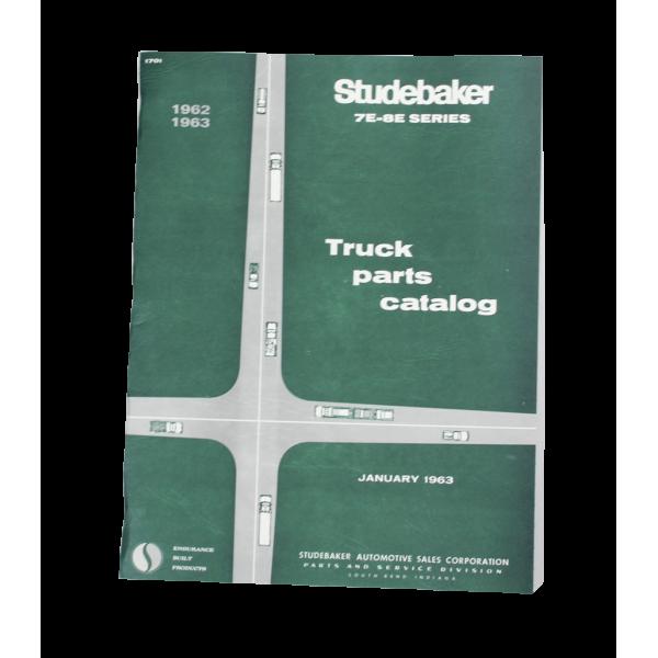 1962-64 7E-8E Truck Parts Manual