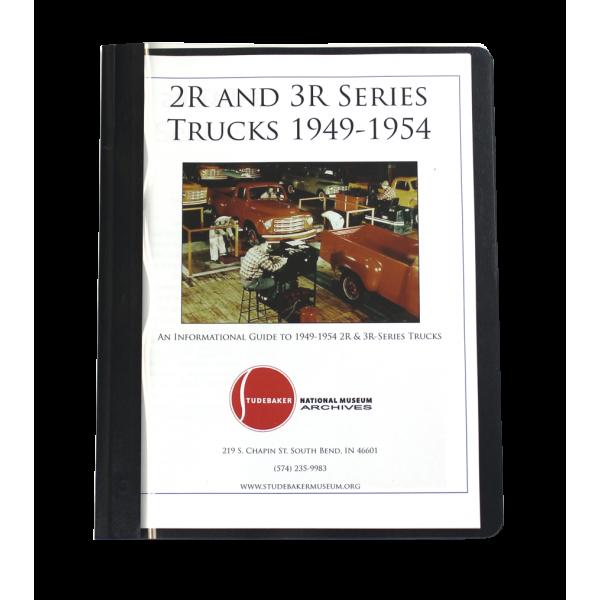 1949-54 2R&3R Series Trucks Monograph