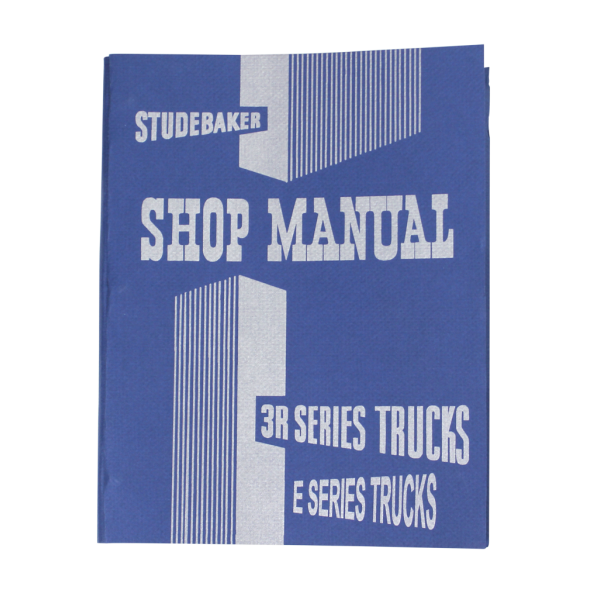 1954-55  3R & E-Series Shop Manual