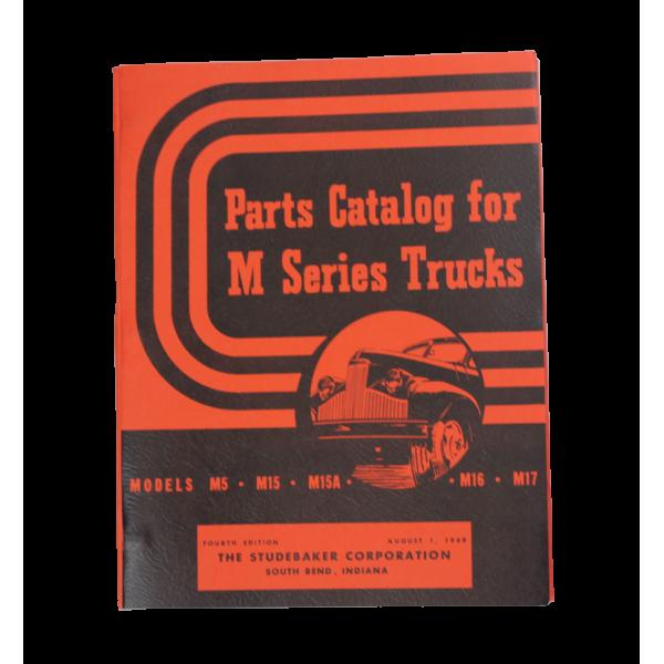 1941-48 M-Series Parts Manual