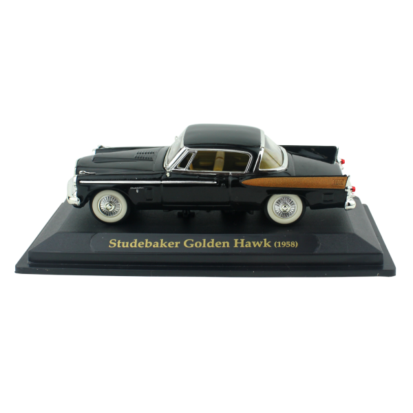 1958 Golden Hawk Model - Black