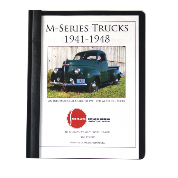 1941-1948 M-Series Truck Monograph