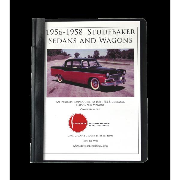 1956-58 Sedans & Wagons Monograph
