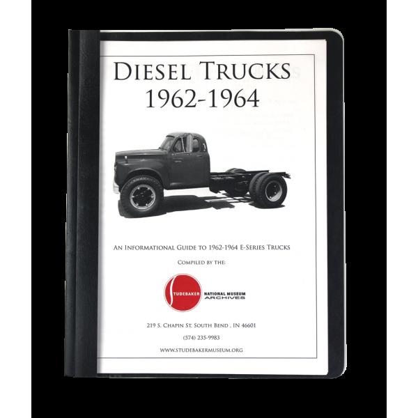 1962-64 Diesel Truck Monograph