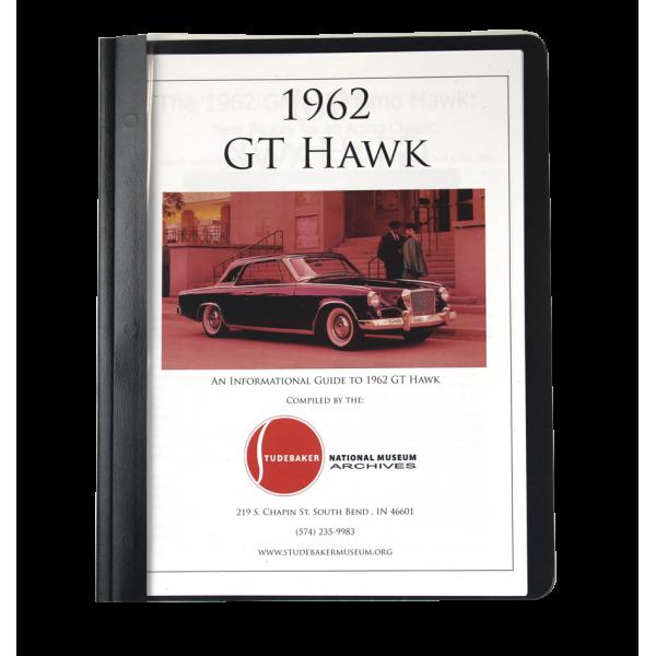 1962 GT Hawk Monograph