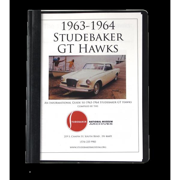 1963-64 GT Hawk Monograph