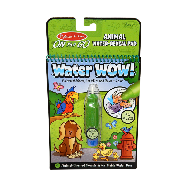 Animals Water Wow!