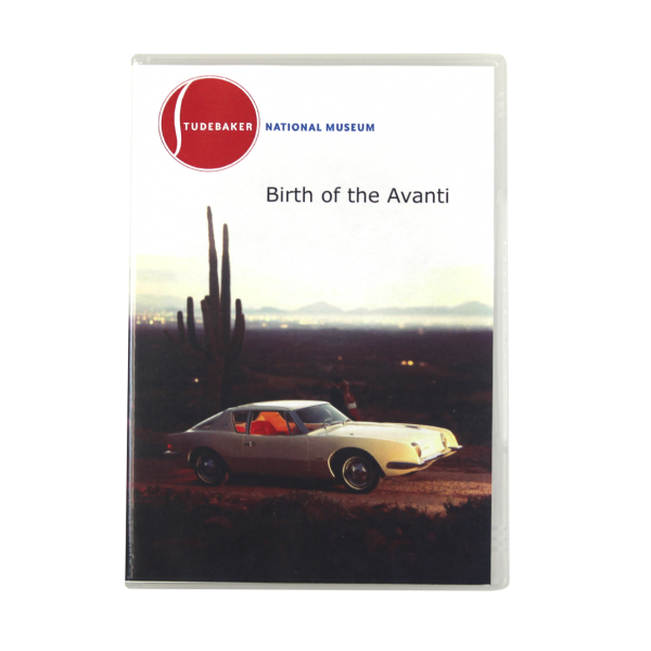 Birth Of The Avanti DVD