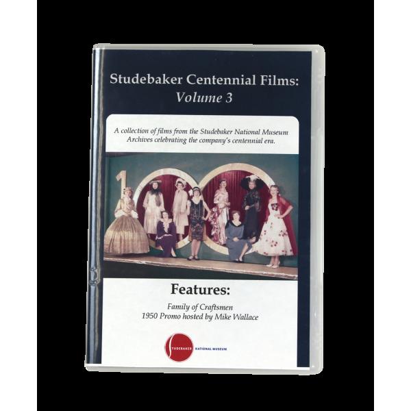 Centennial Films:Vol 3 DVD