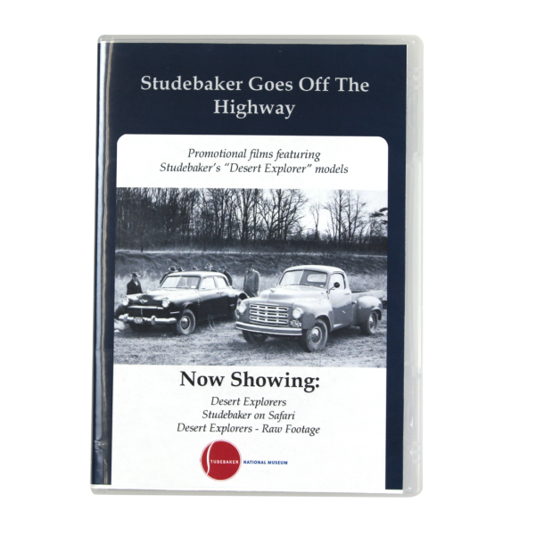 Stude Goes Off The Highway DVD
