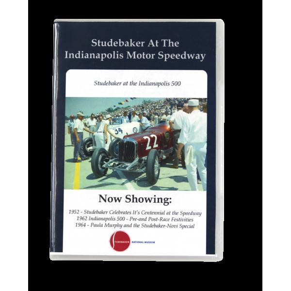 Indy Motor Speedway DVD