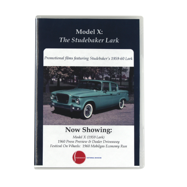 Model X: The Lark DVD