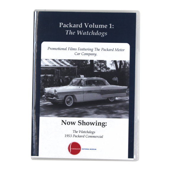 Packard Volume 1  DVD