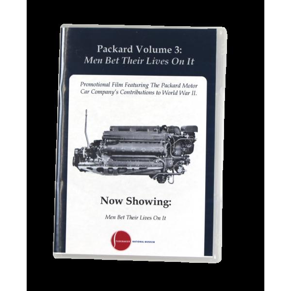 Packard Volume 3 DVD