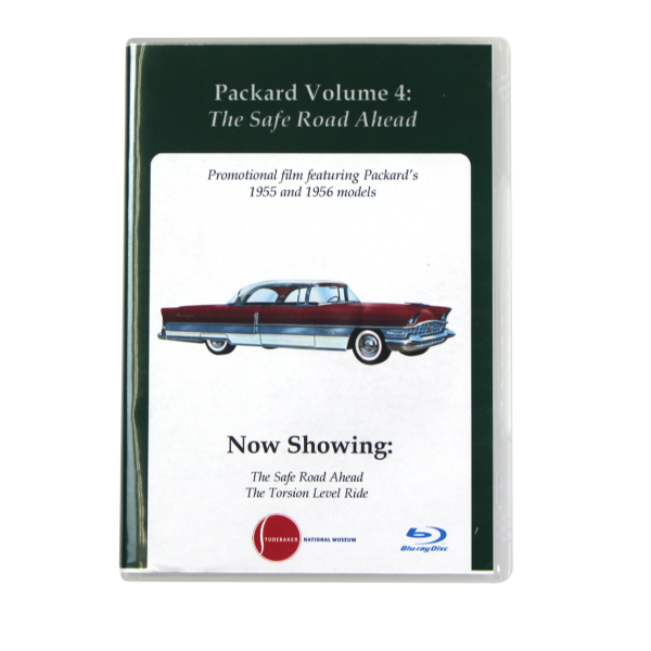 Blu-Ray: Packard Vol 4