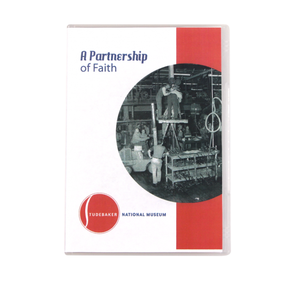 A Partnership Of Faith DVD