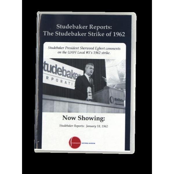 Stude Strike Of 1962 DVD