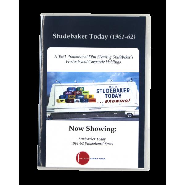 Studebaker Today DVD